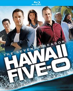 【送料無料】Hawaii Five-O シーズン7 Blu-ray BOX(ブルーレイ)[5枚組]【B2018/3/23発売】