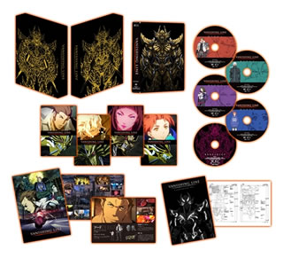 【送料無料】牙狼<GARO>-VANISHING LINE- DVD-BOX 1[DVD][5枚組]【D2018/3/14発売】