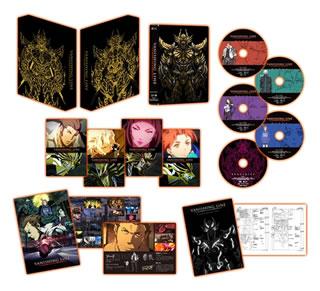 【送料無料】牙狼<GARO>-VANISHING LINE- Blu-ray BOX 1(ブルーレイ)[5枚組]【B2018/3/14発売】