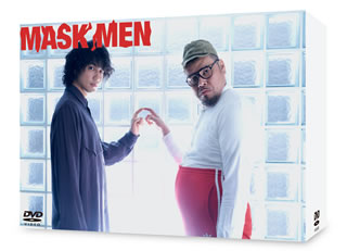 【送料無料】MASKMEN DVD BOX[DVD][4枚組]【D2018/7/4発売】