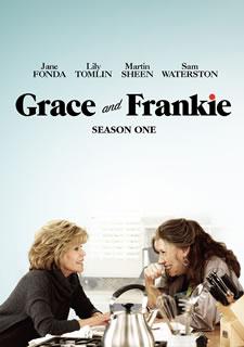 【送料無料】グレイス&フランキー シーズン1 DVDコンプリートBOX[DVD][6枚組][初回出荷限定]【D2018/5/2発売】