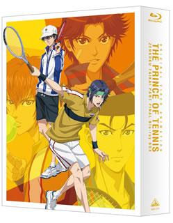 【送料無料】テニスの王子様 OVA 全国大会篇 Final Blu-ray BOX(ブルーレイ)[2枚組]【B2018/12/21発売】