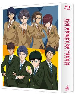 【送料無料】テニスの王子様 OVA ANOTHER STORY Blu-ray BOX(ブルーレイ)[2枚組]【B2019/2/26発売】