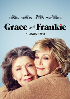 【送料無料】グレイス&フランキー シーズン2 DVDコンプリートBOX[DVD][6枚組][初回出荷限定]【D2018/8/8発売】