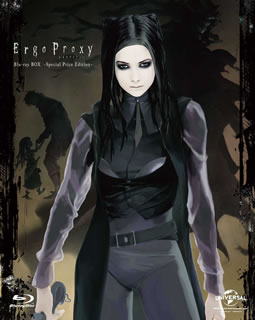 【送料無料】Ergo Proxy Blu-ray BOX スペシャルプライス版(ブルーレイ)[4枚組]【B2018/8/29発売】【★】
