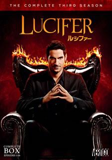 【送料無料】LUCIFER / ルシファー サード・シーズン コンプリート・ボックス[DVD][5枚組]【D2018/10/3発売】