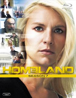 【送料無料】HOMELAND / ホームランド シーズン7 ブルーレイBOX(ブルーレイ)[3枚組] 【B2018/10/5発売】