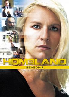 【送料無料】HOMELAND / ホームランド シーズン7 DVDコレクターズBOX[DVD][6枚組]【D2018/10/5発売】