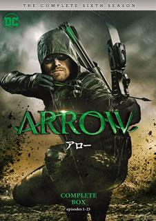【送料無料】ARROW / アロー シックス・シーズン コンプリート・ボックス[DVD][5枚組]【D2018/11/14発売】