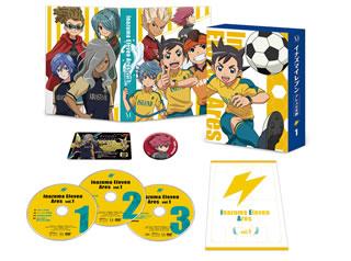 【送料無料】イナズマイレブン アレスの天秤 DVD BOX 第1巻[DVD][2枚組]【D2018/11/28発売】