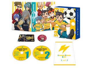 【送料無料】イナズマイレブン アレスの天秤 Blu-ray BOX 第1巻(ブルーレイ)[2枚組]【B2018/11/28発売】