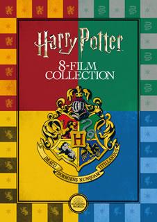 【送料無料】ハリー・ポッター コンプリート 8-Film BOX バック・トゥ・ホグワーツ仕様(ブルーレイ)[24枚組][初回出荷限定]【B2018/9/19発売】