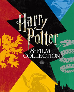 【送料無料】ハリー・ポッター 8-Film Set バック・トゥ・ホグワーツ仕様(ブルーレイ)[8枚組][初回出荷限定] 【B2018/9/19発売】