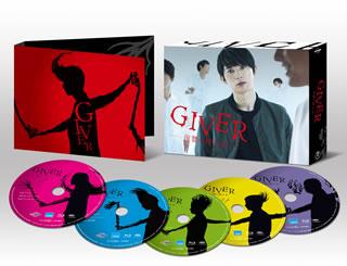 【送料無料】GIVER 復讐の贈与者 Blu-ray BOX(ブルーレイ)[5枚組]【B2018/12/19発売】