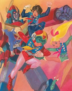 【送料無料】無敵超人ザンボット3 Blu-ray BOX(ブルーレイ)[4枚組]【B2018/12/4発売】