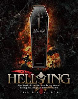 【送料無料】HELLSING OVA I-X Blu-ray BOX(ブルーレイ)[4枚組]【B2018/11/28発売】 【★】