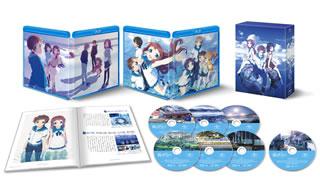 【送料無料】凪のあすから Blu-ray BOX スペシャルプライス版(ブルーレイ)[6枚組]【B2018/12/5発売】