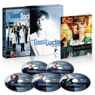 【送料無料】グッド・ドクター 名医の条件 シーズン1 コンプリートBOX[DVD][5枚組][初回出荷限定]【D2018/12/5発売】
