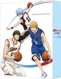 【送料無料】黒子のバスケ 1st SEASON Blu-ray BOX(ブルーレイ)[5枚組]【B2019/1/29発売】