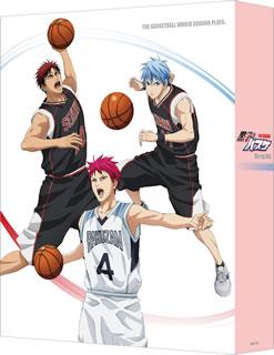【送料無料】黒子のバスケ 3rd SEASON Blu-ray BOX(ブルーレイ)[5枚組]【B2019/3/26発売】