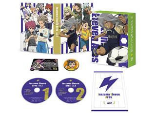 【送料無料】イナズマイレブン アレスの天秤 Blu-ray BOX 第2巻(ブルーレイ)[2枚組]【B2019/1/30発売】