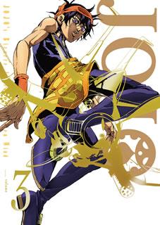 【送料無料】ジョジョの奇妙な冒険 黄金の風 Vol.3(ブルーレイ)[初回出荷限定]【B2019/3/13発売】