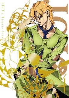 【送料無料】ジョジョの奇妙な冒険 黄金の風 Vol.4(ブルーレイ)[初回出荷限定]【B2019/4/10発売】