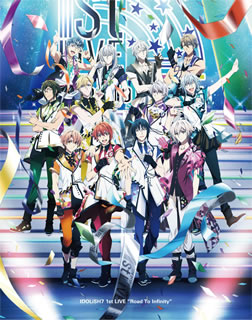 【送料無料】アイドリッシュセブン 1st LIVE「Road To Infinity」Blu-ray BOX-Limited Edition-(ブルーレイ)[3枚組][初回出荷限定]【BM2019/1/23発売】