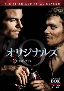 【送料無料】オリジナルズ ファイナル・シーズン コンプリート・ボックス[DVD][3枚組]【D2018/11/21発売】