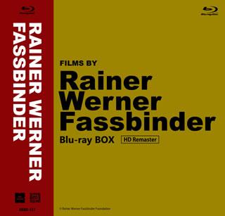 【送料無料】ライナー・ヴェルナー・ファスビンダー Blu-ray BOX(ブルーレイ)[3枚組]【B2018/12/22発売】