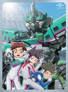 【送料無料】新幹線変形ロボ シンカリオン Blu-ray BOX1(ブルーレイ)[3枚組]【B2019/1/30発売】