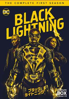 【送料無料】ブラックライトニング シーズン1 コンプリート・ボックス[DVD][3枚組]【D2019/2/6発売】