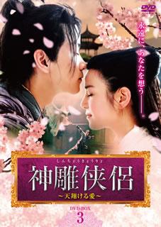 【送料無料】神雕侠侶~天翔ける愛~ DVD-BOX3[DVD][8枚組]【D2019/3/2発売】