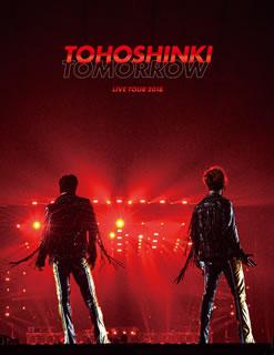 【送料無料】東方神起 / LIVE TOUR 2018~TOMORROW~〈初回生産限定盤・3枚組〉[DVD][3枚組][初回出荷限定]【DM2019/3/27発売】