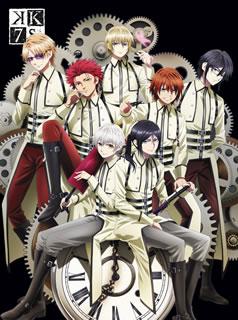 【送料無料】K SEVEN STORIES DVD BOX SIDE:TWO[DVD][4枚組][期間限定出荷]【D2019/5/29発売】
