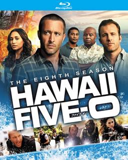 【国内盤ブルーレイ】 【送料無料】Hawaii Five-O シーズン8 Blu-ray BOX[5枚組]【B2019/5/9発売】