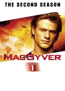 【送料無料】マクガイバー シーズン2 DVD-BOX PART1[DVD][6枚組]【D2019/7/24発売】