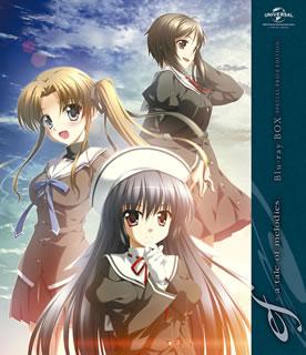 【国内盤ブルーレイ】【送料無料】ef-a tale of melodies. Blu-ray BOX スペシャルプライス版(ブルーレイ)[3枚組]【B2019/9/26発売】