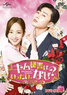 【国内盤DVD】【送料無料】キム秘書はいったい,なぜ? DVD SET1[6枚組]【D2019/9/3発売】