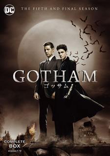 【国内盤DVD】【送料無料】GOTHAM / ゴッサム ファイナル・シーズン コンプリート・ボックス[3枚組]【D2019/11/6発売】