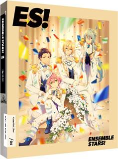 【国内盤DVD】【送料無料】あんさんぶるスターズ! 04[DVD][初回出荷限定]【D2019/12/25発売】