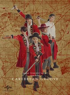 【国内盤ブルーレイ】ミュージカル スタミュ スピンオフ team柊 単独公演 Caribbean Groove(ブルーレイ)【B2019/10/11発売】