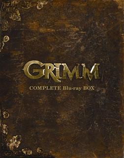 【国内盤ブルーレイ】【送料無料】GRIMM グリム コンプリート ブルーレイBOX[28枚組]【B2019/11/7発売】