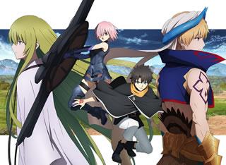 【国内盤ブルーレイ】【送料無料】Fate / Grand Order-絶対魔獣戦線バビロニア- 1(ブルーレイ)[2枚組][初回出荷限定]【B2020/1/29発売】