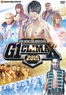【国内盤DVD】G1 CLIMAX 2019[DVD][4枚組]【D2019/12/25発売】