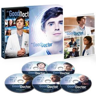 【ただ今クーポン発行中です】【送料無料】 【国内盤DVD】【送料無料】グッド・ドクター 名医の条件 シーズン2 コンプリートBOX[DVD][5枚組][初回出荷限定]【D2019/12/25発売】
