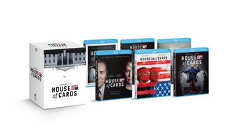 ただ今クーポン発行中です 国内盤ブルーレイ ハウス オブ ランキングTOP5 カード 野望の階段 B2020 国際ブランド 18発売 23枚組 コンプリートBOX ブルーレイ 11