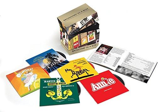 【送料無料】Musical / Broadway In A Box (輸入盤CD)【★】【割引中】