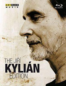 【送料無料】Kylian/Nederland Dans Theater / The Jiri Kylian Edition (10PC)(輸入盤ブルーレイ)
