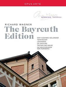 【送料無料】Bayreuth Festival Orchestra & Chorus / Bayreuth Edition (8PC)(輸入盤ブルーレイ)